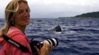 Cette Américaine a passé sa vie à étudier et protéger les baleines. Ce sont finalement ces dernières qui l'ont sauvée.