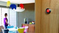 La domotique permet d'offrir des solutions connectées à notre habitat, ici le système Nest thermostat de Google
