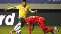 Neymar n'a pas marqué, ce qui n'a pas empêché le Brésil de s'imposer face au Pérou (3-0).
