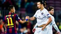 Neymar devait succéder à Zlatan Ibrahimovic pour devenir la nouvelle tête d'affiche du PSG.