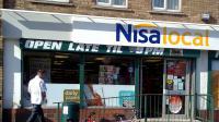 Un magasin de Nisa Retail.