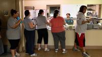 Aux Etats-Unis, le nombre de jeunes obèses ou en surpoids a beaucoup augmenté depuis 1975.