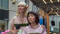 «Okja» est le premier des deux films Netflix en compétition à être projeté sur la Croisette.