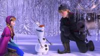 Le petit Olaf est au centre de ce jeu vidéo.