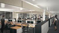 Travailler dans un bureau ne signifie pas forcément rester assis toute la journée