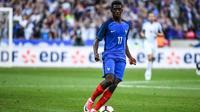 Ousmane Dembélé a fait son retour en équipe de France après neuf mois d'absence.
