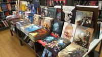 Les librairies spécialisées regorgent de nouveautés à ne pas manquer. [T.Liard]