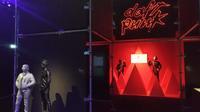 Le duo de Daft Punk a créé sa propre installation pour l'exposition «Electro»