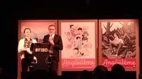 Marion Montaigne et Stéphane Beaujean ont annoncé la sélection Officielle du 47e Festival International de la BD d'Angoulême
