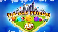 Pac-Man revient avec ses amis pour un nouveau jeu vidéo addictif