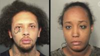 Jonathan Allen et Ina Rogers sont accusés de torture sur leur dix enfants, en Californie.