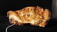 Plusieurs pépites d'or ont été trouvé au cours de l'histoire dans les eaux britanniques.