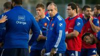 Philippe Saint-André a dévoilé une liste de 36 joueurs pour préparer la Coupe du monde de rugby avec François Trinh-Duc et Frédéric Michalak.