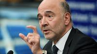 Le Commissaire européen Pierre Moscovici a annoncé le rejet du projet de budget de l'Italie.