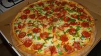L'homme commandait des pizzas par dizaines pour le domicile de son ex-femme