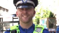 Andy Pope a permis l'arrestation de près de 850 suspects.