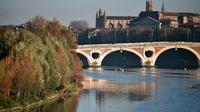 Toulouse, sur les bords de la Garonne, est la ville idéale pour un city break.