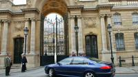 Le portail de l'Elysée (image d'illustration)  [AFP / Jack Guez]