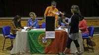 9,7 millions de Portugais étaient appelés à voter pour l'élection présidentielle dans le pays le 24 janvier.