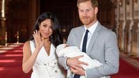 Depuis sa naissance le 6 mai dernier, Archie fait le bonheur de ses parents, le prince Harry et Meghan Markle.