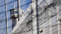 Une prison. Photo d'illustration