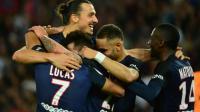 Le PSG compte dix points d'avance sur Lyon à l'issue de la 13e journée de Ligue 1.