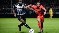 Lucas et le PSG ont été accrochés par Angers.