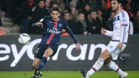 Angel Di Maria et les Parisiens avaient étrillé les Lyonnais en championnat mi-décembre (5-1).