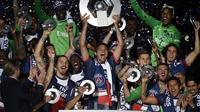 Le PSG a célébré, samedi soir, son 4e titre de champion de France de son histoire.