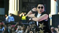 Le chanteur sud-coréen Psy