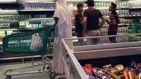 La fermeture de la frontière a fait augmenter les prix des marchandises au Qatar.