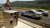 En 2014, près de la moitié des contraventions concernait des excès de vitesse.