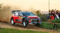 Sébastien Loeb a décroché sa 79e victoire en WRC.