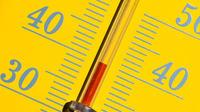 La commune de Saint-Julien-de-Peyrolas, dans le Gard, a enregistré jeudi une température de 41,9°C.