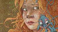 Les fans parisiens des BD de Régis Loisel peuvent se réjouir de cette jolie rétrospective