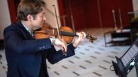 «Renaud Capuçon est un violoniste parmi les plus sollicités et les plus occupés.»