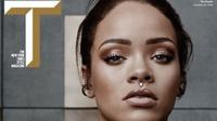 Rihanna en Une du New York Times Style Magazine