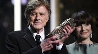 L'acteur américain Robert Redford a reçu le César d'honneur.