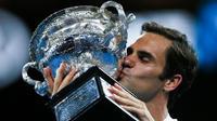 A 36 ans et demi, Roger Federer a remporté à l'Open d'Australie son 20e titre en Grand Chelem.