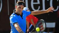 Roger Federer n'a plus triomphé sur le gazon londonien depuis 2012.