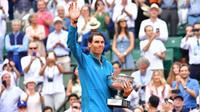 Rafael Nadal a remporté son onzième Coupe des Mousquetaires.