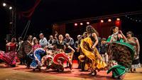 Les danseuses du cirque Romanès laissent entrevoir toute la magie gitane