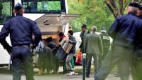 Des membres de la communauté Rom sont expulsés de leur camp, le 5 juin 2013 à Lille  (illustration)