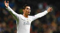 Cristiano Ronaldo a inscrit un quadruplé, mardi soir, en Ligue des champions.