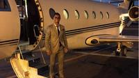 Cristiano Ronaldo multiplie les allers retours entre Madrid et le Maroc.