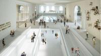 Le cabinet LAN Architecture a remporté «à l'unanimité» le concours pour transformer intégralement le Grand Palais.