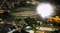 La cérémonie d'ouverture devrait avoir lieu au Tokyo Stadium.