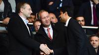 Dimitri Rybolovlev et Nasser Al-Khelaifi ont des soucis avec la justice.