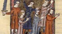 Le martyr de Saint Guy et Saint Modeste (XIVe siècle)