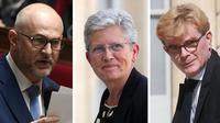 Laurent Pietraszewski, Geneviève Darrieussecq et Marc Fesneau font partie des rares membres du gouvernement à être candidats aux régionales en juin prochain.